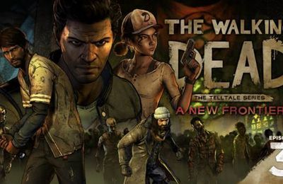 Above the Law épisode 3 de The Walking Dead: The Telltale Series - A New Frontier dispo le 28 mars