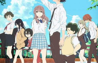 #Annecy - A Silent Voice en compétition officielle du Festival international du film d'animation !