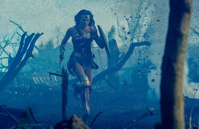 #Cinema : WONDER WOMAN EN QUELQUES CHIFFRES !! #DCCOMICS #warnerBros