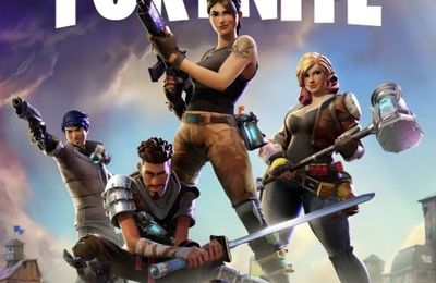 Epic Games lance officiellement #Fortnite !