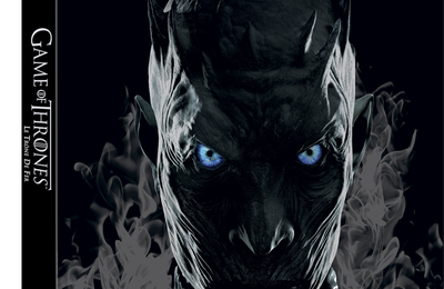 #Bluray : GAME OF THRONES : L'INTÉGRALE DE LA 7E SAISON !