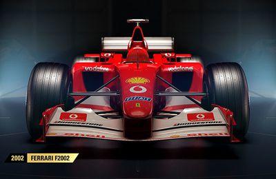 #F1 2017  La mise à jour de la nouvelle saison est disponible !