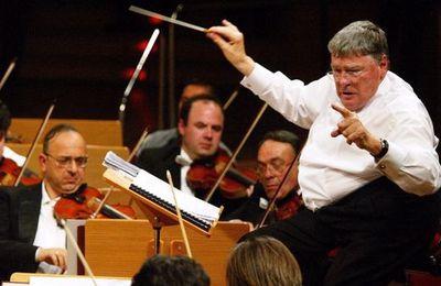 jeffrey tate, la disparition d'un chef d'orchestre britannique qui menait depuis la fin des années 70 une éminente carrière en opéra et répertoire symphonique