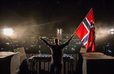 Tiësto photos, vidéo | Jugendfest | Ålesund, Norway - august 18, 2017