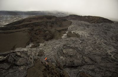 News of the lava flow 61 g in Hawaii.