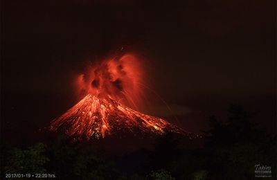 Activity of Bogoslof, Colima and Nevado del Ruiz.