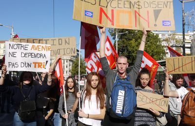 La manifestation du 16 novembre à Nice (Photos)