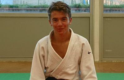 Félicitations à Mathias qui a réussi le 3ème Kyu !!