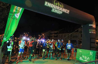 Christophe : Ultra Trail du Vercors 2017