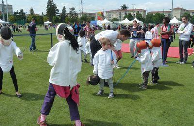 Allons fêter la 8e édition de la Fête du sport et de la jeunesse