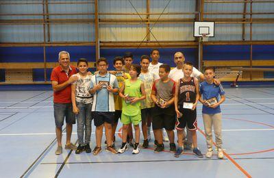 L'ALVP Basket récompense ses athlètes méritants