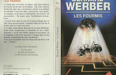 Telecharger: Les Fourmis - Werber, Bernard