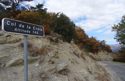 Col de la Croix, par la vallée de Quint