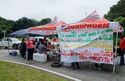 GRÈVES et BLOCAGES en GUYANE : quelles sont les revendications des manifestants ?
