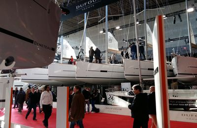 Salon nautique Paris...