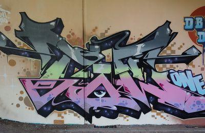 Street Art : Graffitis & Fresques Murales 76135 Karlsruhe (Germany)
