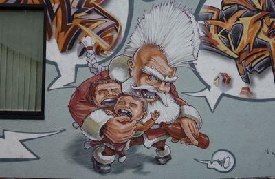 Street Art : Graffitis & Fresques Murales 76149 Karlsruhe (Germany)