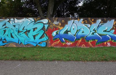 Street Art : Graffitis & Fresques murales 76131 Karlsruhe (Germany)