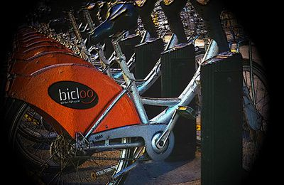 Urban Transport: The self-service bike to breathe