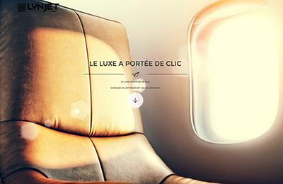 Lynjet.com première plateforme française de location de jet privé en ligne
