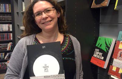 Interview d'Audrey Dubreuil, libraire à la librairie Privat (Toulouse)