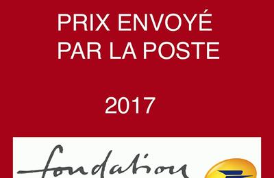 Sélection du Prix Envoyé par La Poste