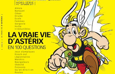 Science et Vie numéro spécial Astérix !