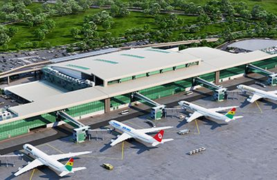 How is SITA's technology driving expansion at Ghana's new international terminal?