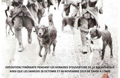 """Exposition itinérante """"Héros oubliés"""" à Charmes (02)"""