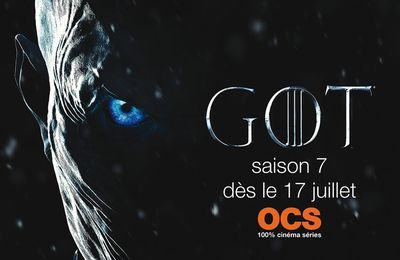 Nouvelle bande-annonce de Game of Thrones saison 7.