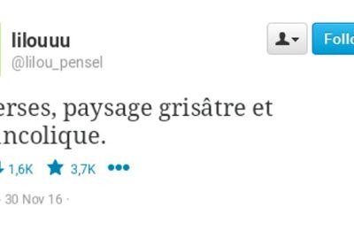 Tweet Rhétorique - Lou Raoul