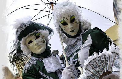 Le carnaval Vénitien de Remirmont.