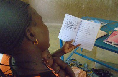 Une bonne dose de volonté pour lutter contre l'analphabétisme de la femme rurale !