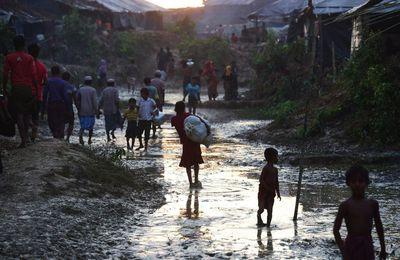L'insupportable situation des Rohingyas en Birmanie