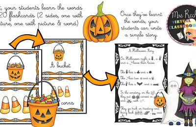 Halloween Mini-Lesson