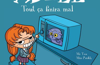 """Mortelle Adèle - Tout ça finira mal - Tome 1"" de Mr Tran & Miss Pickly"