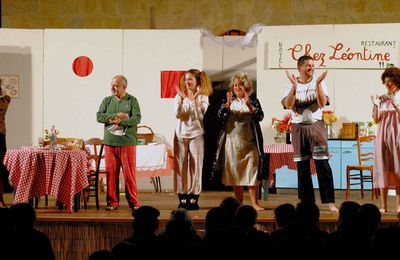Les Comédiens d'Avignonet sont de retour avec une nouvelle pièce le 22 juillet