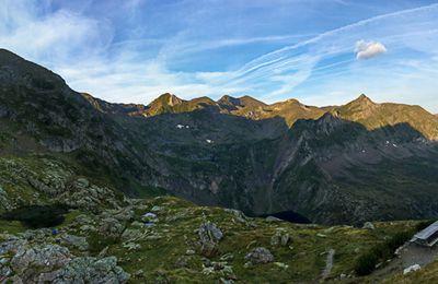 Ascension du Mont Valier par le refuge d'Estagnous