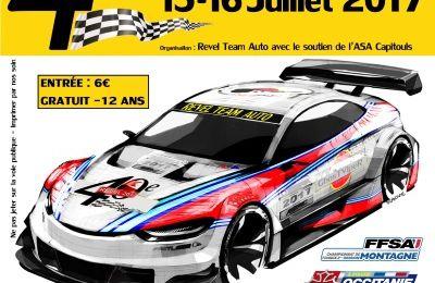 Course de cote de Revel-ST Ferréol 2017