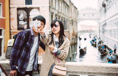 Quand les Chinois deviennent accros aux App de voyage