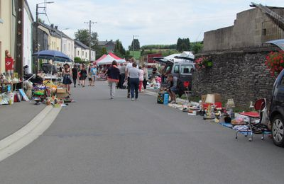 La brocante de Warmifontaine