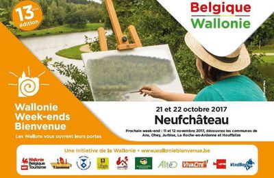 Week-end Wallonie