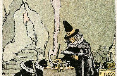 Noces d'étain, le métal à faire des potions... magique(s) !
