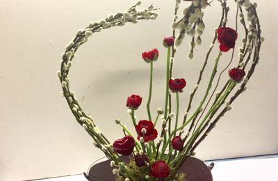 Autour de la Saint Valentin