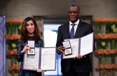 Le prix Nobel de la paix, Denis Mukwege, lance un appel au monde sur le pillage de la RDC