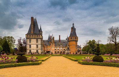 Les tulipiades du château de Maintenon