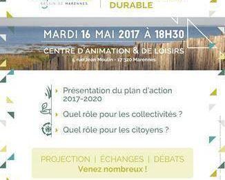 Une réunion publique pour l'avenir du territoire