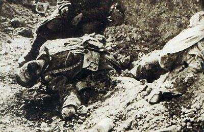 16 avril 1917 : l'offensive du Chemin des Dames