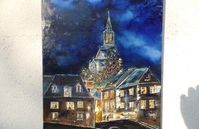 La Nuit a L'Eglise la Madeleine Segré