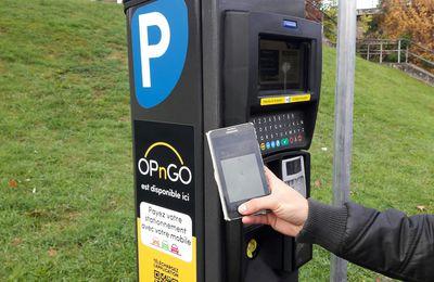 OPnGo facilite le stationnement en ville et près des gares & aéroports